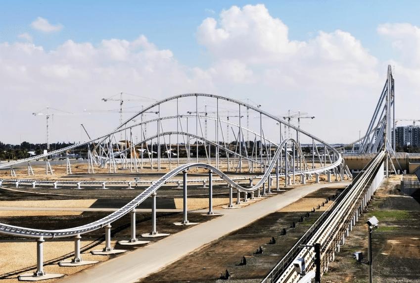 عالم الفيراري دبي