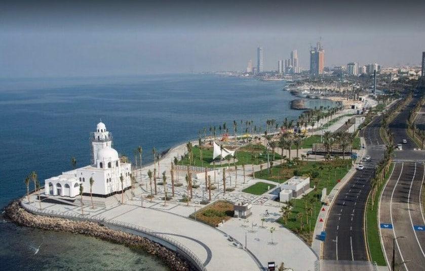 حدائق عامة في جدة