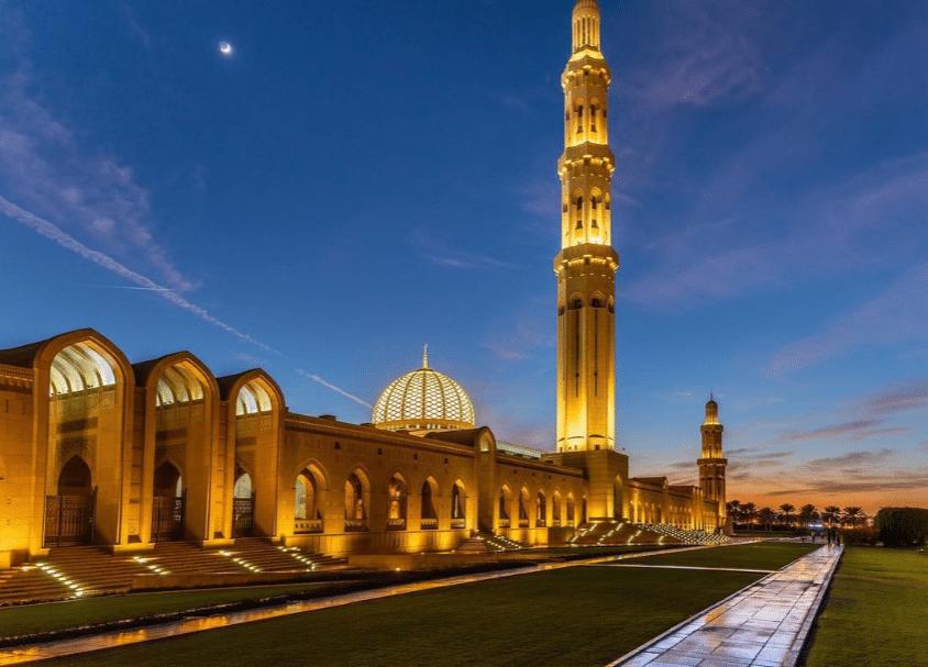المناطق السياحية في مسقط