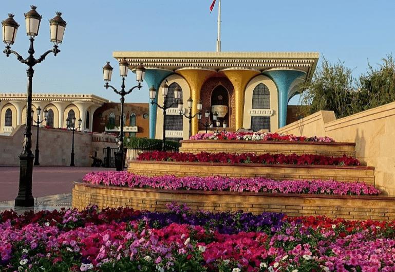 اهم المناطق السياحية في مسقط
