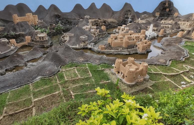 مناطق سياحية في عمان مسقط