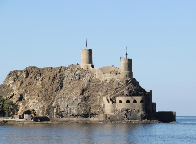 مناطق سياحية في مسقط