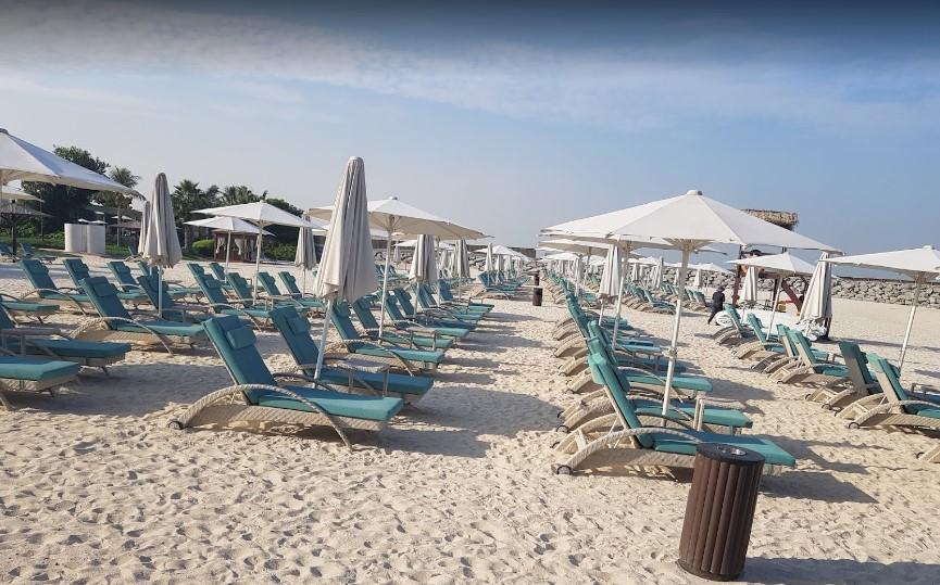 شواطئ دبي السياحية