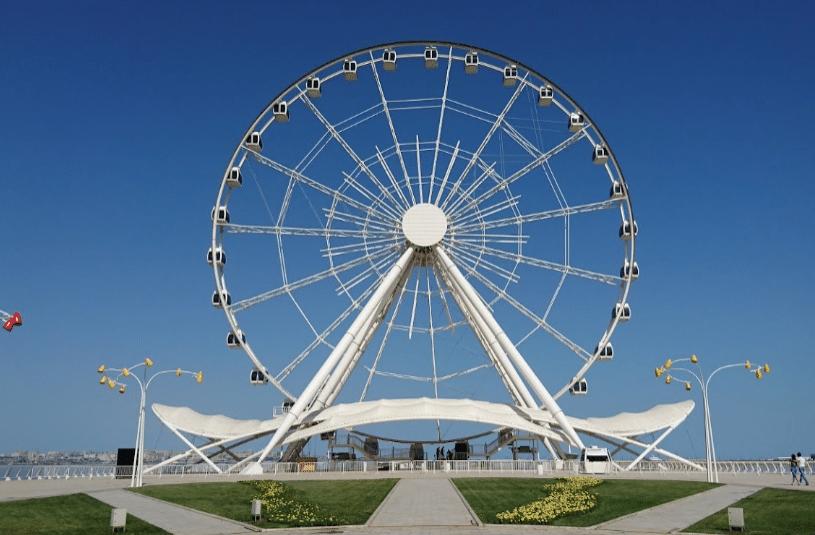 اماكن السياحة في باكو