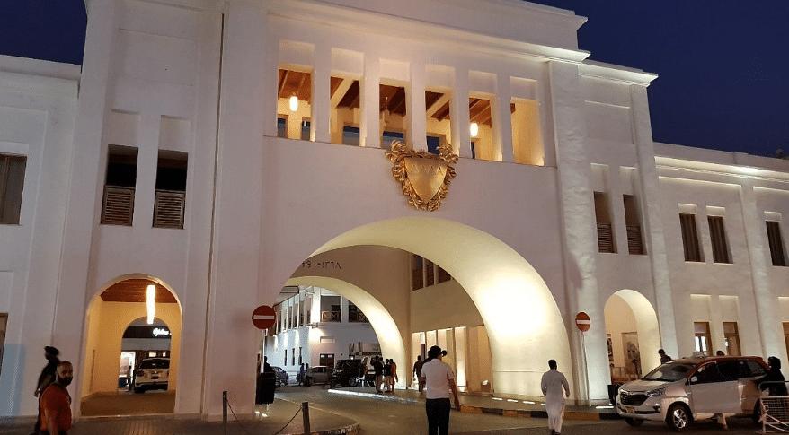 اسواق شعبية بالبحرين