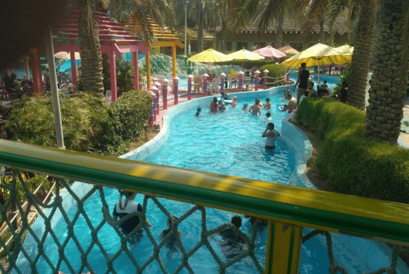 المسيلة المائية في الكويت