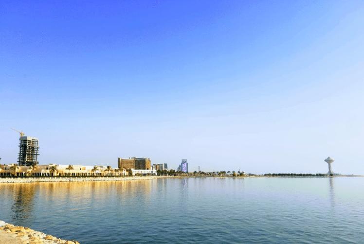 الواجهة البحرية الرياض