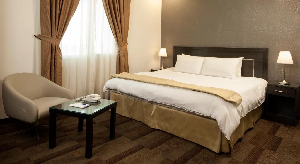 شقق فندقية في المباركية الكويت