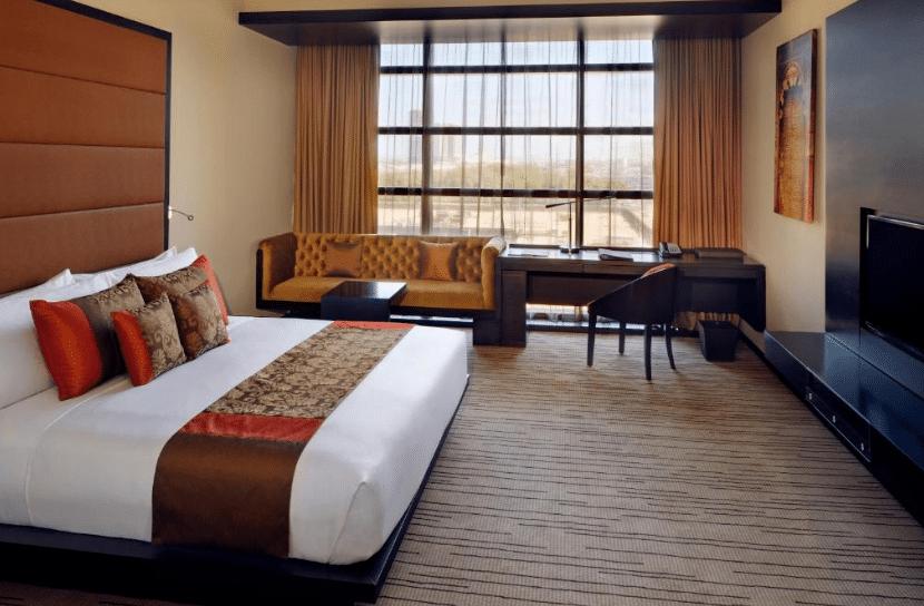 فندق ساوثرن صن أبوظبي