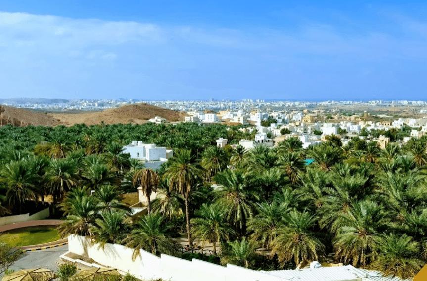 مدينة العاب مائية في مسقط