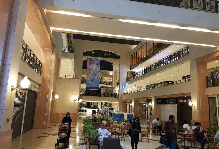 مولات الكويت