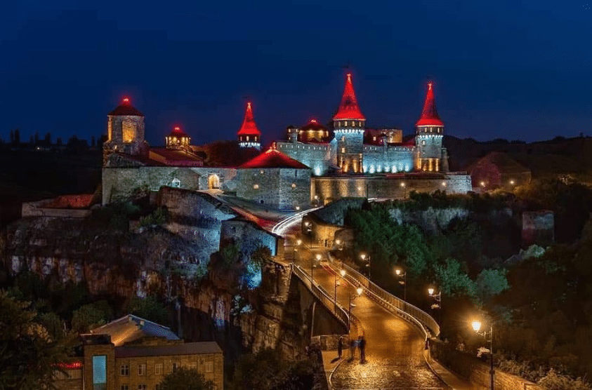 سياحة في اوكرانيا