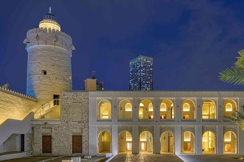 اماكن سياحيه في ابوظبي