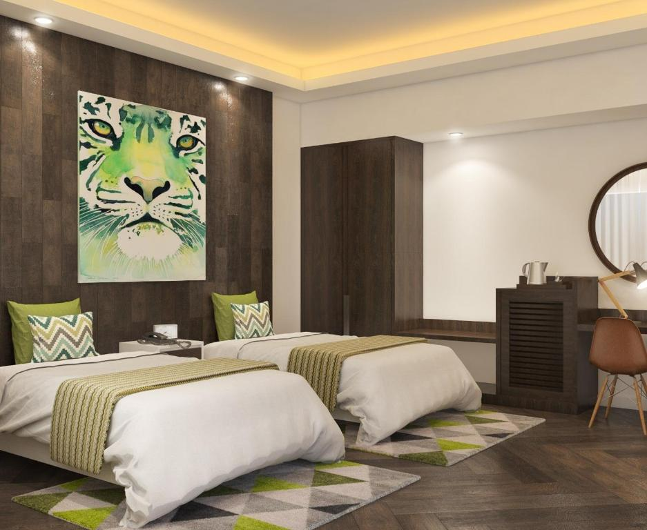 فندق حديقة حيوانات ابوظبي