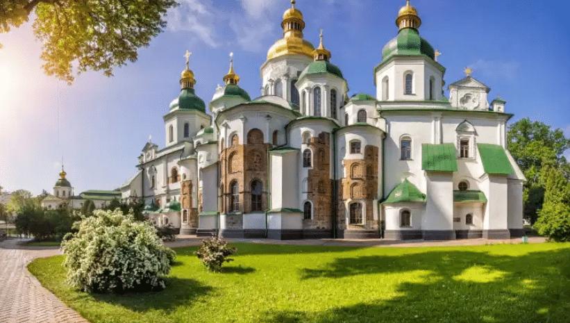 السياحه في كييف