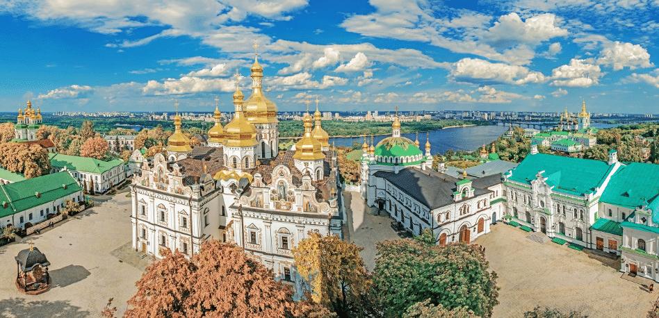 كم تكلفة السياحة في أوكرانيا