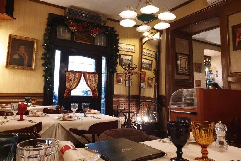 افضل مطاعم اوكرانيا