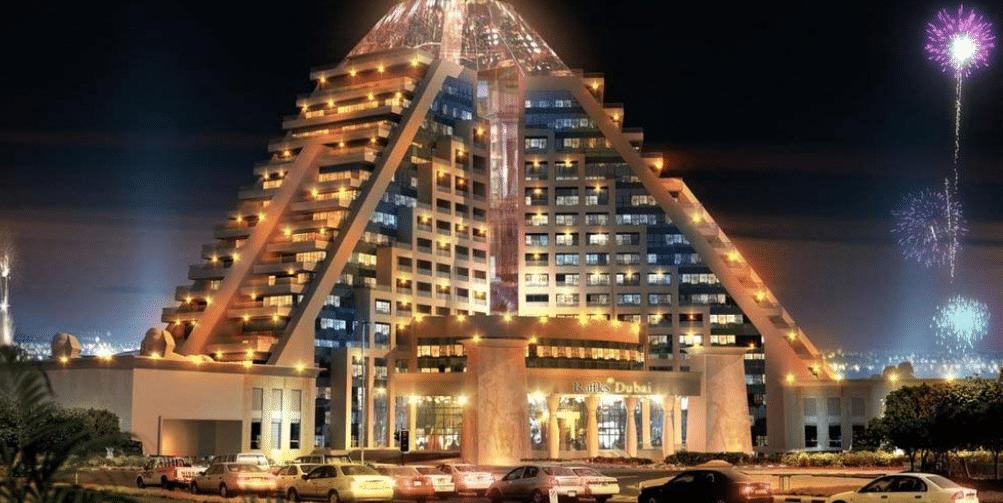 مجمعات دبي