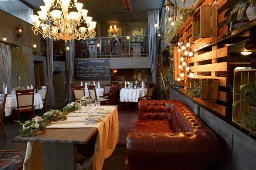 مطاعم كييف