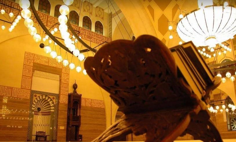 مسجد أحمد الفاتح
